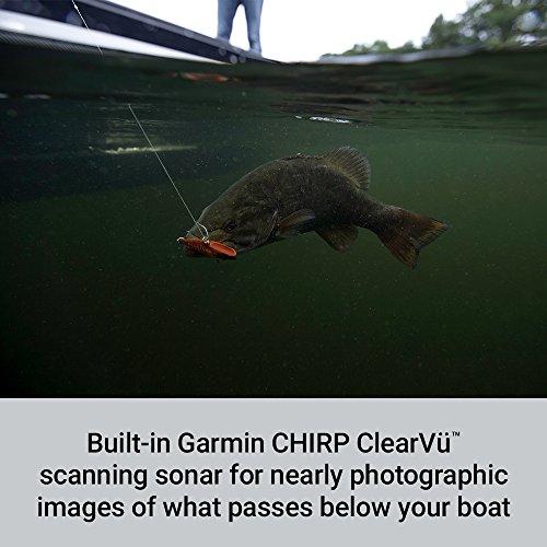 51qrpLN0TML - Garmin echoMAP CHIRP 54cv with transducer, 010-01799-01
