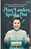 Landers Speaks Out, Ann Landers, 0449133052
