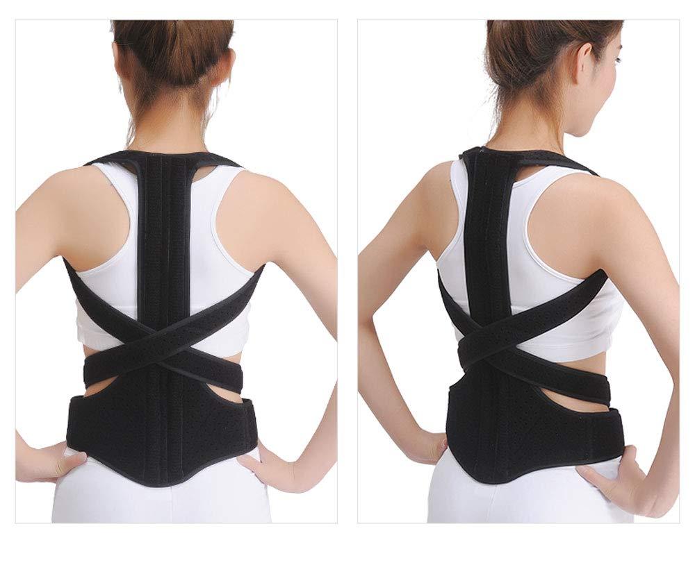 TLBBJ Anti-Humpback Correction Belt, Child Adult Kyphosis Correction Band Spine Correction Spine Back Correction (Size : M) by TLBBJ (Image #3)
