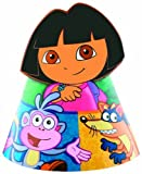 : Dora the Explorer Party Hats 8ct