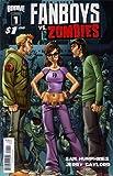Fanboys vs Zombies #1 Cover B Ale Garza