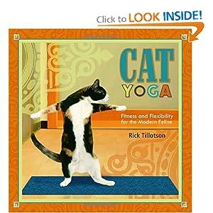 Cat Yoga: Fitness and Flexibility for the Modern Feline Rick Tillotson