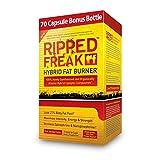 Ripped Freak (70 Capsule Bonus Size) | Hybrid Weight Loss Supplement | PharmaFreak