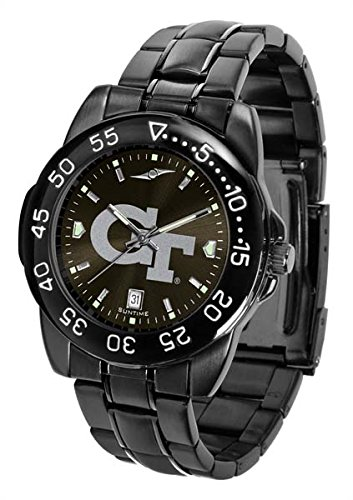 Georgia Tech Yellow Jackets FantomSport Men's Watch by SunTime