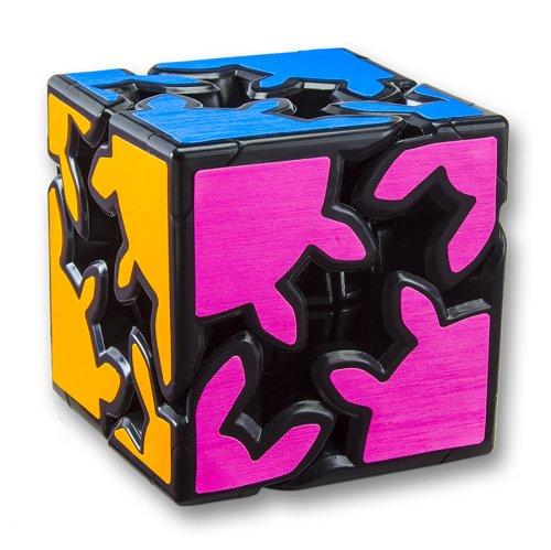 Mefferts Gearshift Brainteaser Puzzle (Puzzle Cube Gear)