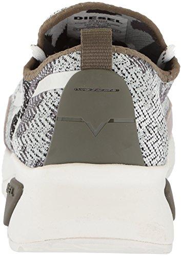 Sneaker Per Uomo Diesel Skb S-kby Multicolor Stone