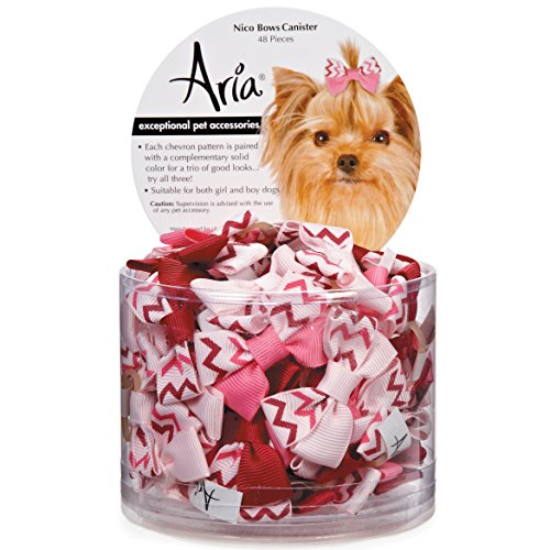 Bows Canister (Aria Nico Bows Canister)