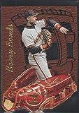 1997 Topps Stadium Club Barry Bonds Giants DC Patent Leather Baseball Card #PL3