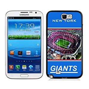 NFL New York Giants Samsung Galalxy Note 2 N7100 Case For NFL Fans By Xcase