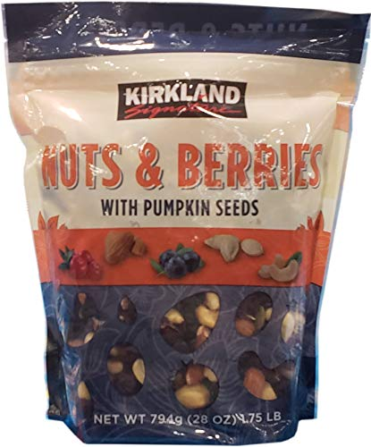Kirkland Signature Nuts And Berries, 28 Ounce