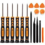 16 in 1 Torx Screwdriver Set with T3 T4 T5 T6 T8