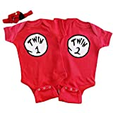 Perfect Pairz Boy Girl Unisex Twin Outfits Twin 1