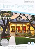 Software : Chief Architect Home Designer Essentials 2018 - DVD