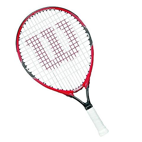 Wilson Roger Federer Junior Tennis Racquet, 23-Inch - Wilson Racket Sports