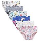 Baby Soft Cotton Underwear Unicorn Dinosaur