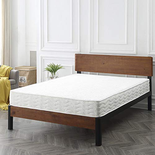 - Classic Brands Advantage Individually Wrapped Coils Innerspring 8-Inch Firm Mattress, Twin