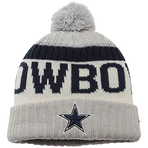 1fffa05b10ee2 New Era Dallas Cowboys Sport Knit Cap Beanie Multi