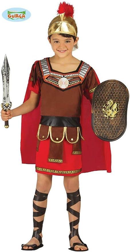 FIESTAS GUIRCA Traje Soldado centurión Romano niño Que Guarda ...