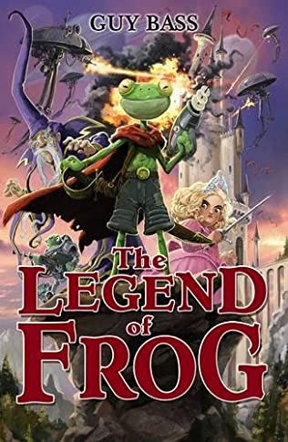 book cover of The Legend of Frog
