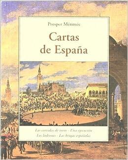 Cartas De España (Terra Incognita Menor): Amazon.es: Merimee, Prosper: Libros