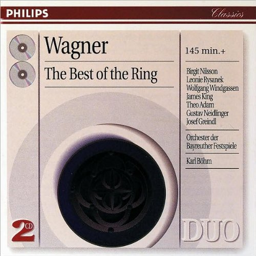 Wagner: The Best Of The Ring (Wagner Greatest Hits compare prices)