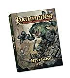 img - for Pathfinder Roleplaying Game: Bestiary (Pocket Edition) book / textbook / text book