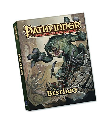 Pdf Science Fiction Pathfinder Roleplaying Game: Bestiary (Pocket Edition)