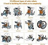 CIRO STEM Solar Robot Kit 2 Pack, 12-in-1 Science