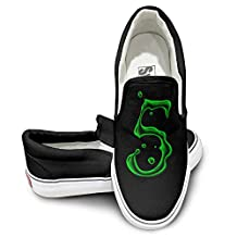 TAYC Summer Lucky Number 5 Cool Shoe Black