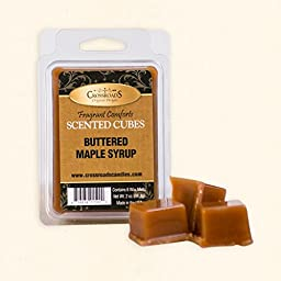 Buttered Maple Syrup Scented Cubes - 5 Packs