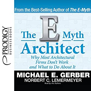 The E-Myth Architect Audiobook