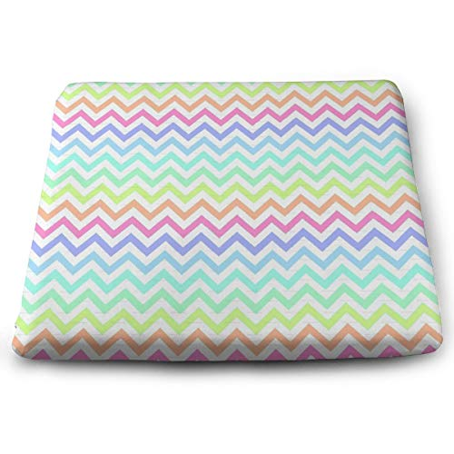 Seat Cushion The Gallery for Nautical Print Chair Cushion Offices Butt Chair Pads for Cars/Outdoors/Indoor/Kitchens/Wheelchairs ()