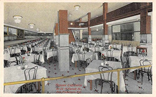 san-francisco-california-dining-room-sunset-cafeteria-antique-pc-z20672