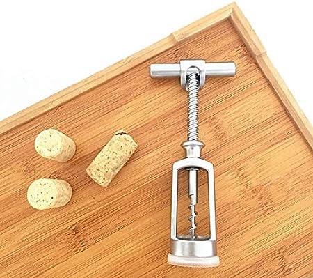 N\A Sacacorchos de Vino Claves abrebotellas, Camarero Profesional Heavy Duty bisagras Clave Vino for un Restaurante (Color : -, Size : -)