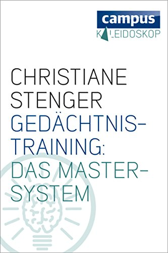 Gedächtnistraining: Das Master-System (Kaleidoskop)