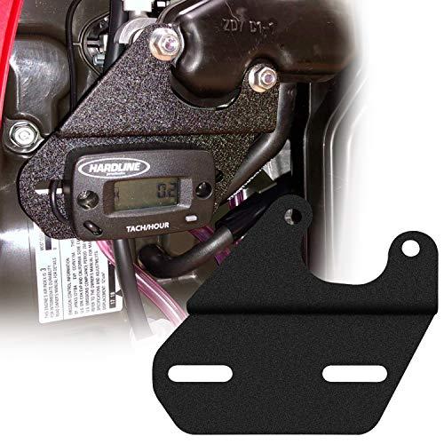 - Yoursme Universal Tach Hour Meter Mounting Bracket Fit for EU1000i EU2000i EU2200i Honda Generator