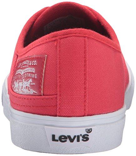 Levis Mens Jordy Buck Ii Mode Gymnastiksko Röd