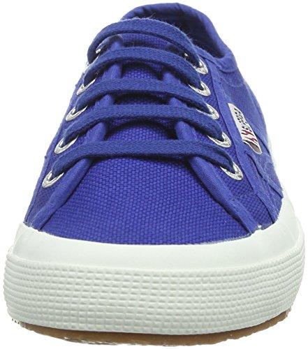 Superga - Zapatillas de deporte de tela para hombre Azul (Intense Blue G88)