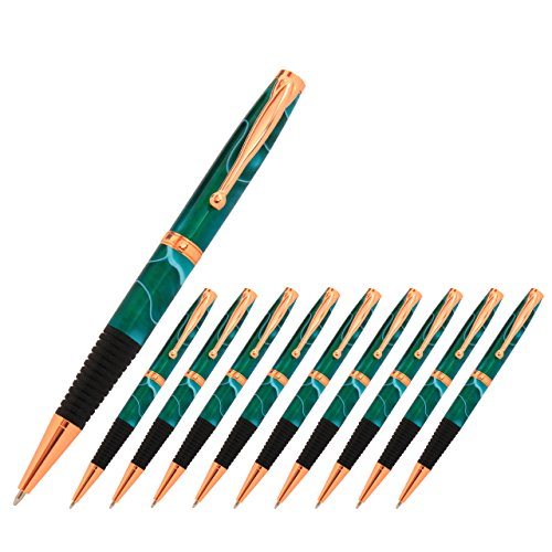 Legacy Woodturning, Comfort Pen Kit, Many Finishes, Multi-Packs (Comfort Pen Kit)