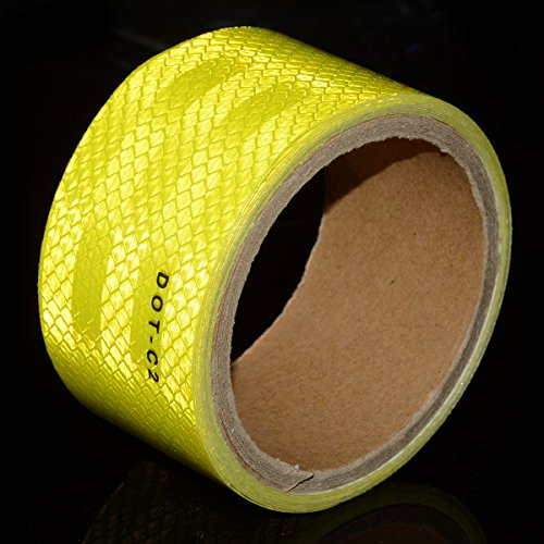 Top 10 best dot reflective tape yellow: Which is the best one in 2019?
