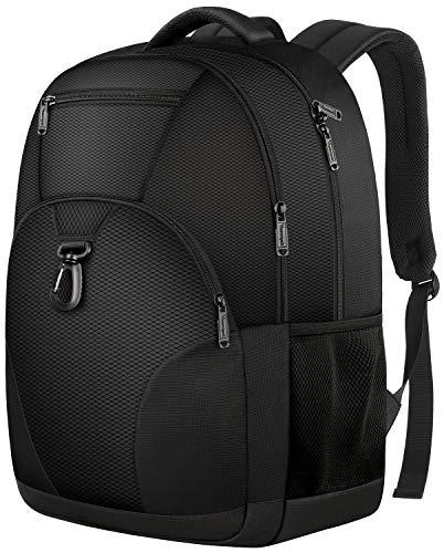 Vancropak Sport Laptop Backpack For Men Women, Large School Backpacks For Teenagers College Students ,Back To School Backpacks Casual Daypack Bookbag Lightweight Bag For 17 Inch Notebook
