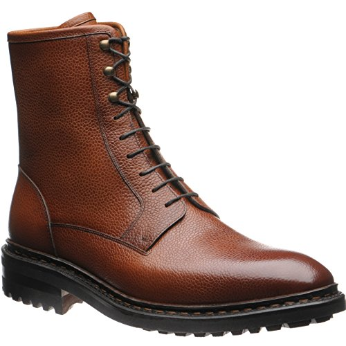Rubber Tan in Norwegian Grain Soled Churchstow Herring Boots HwnqxC4T1S