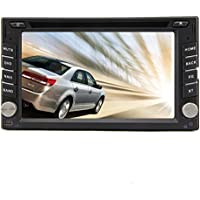 Pure Android 4.2 HD Capacitive Multi-Touch Screen Car GPS Headunit 2 Din 6.2 ...