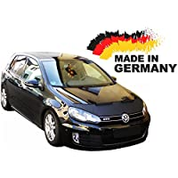 VW Golf 6 Bonnet Hood Bra Front End Mask Stoneguard Protector TUNING