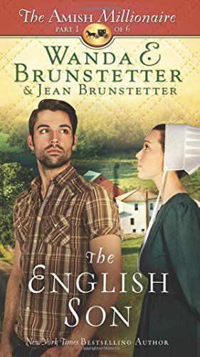 book cover of The English Son