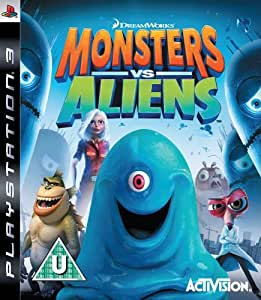 Monstruous Contra Alienigenas