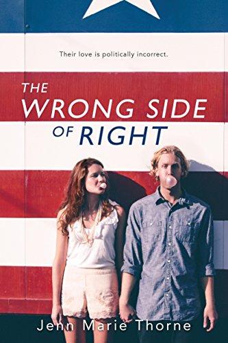 The Wrong Side of Right [Thorne, Jenn Marie] (Tapa Blanda)