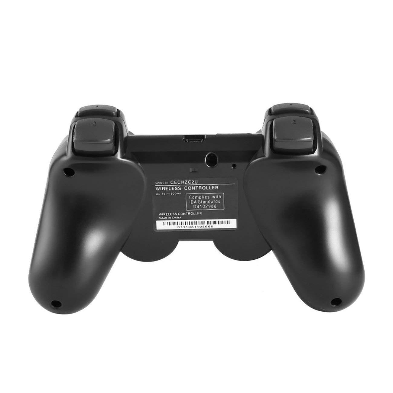 Elviray Klassische Mode Gaming Remote Controller Konsole Gamepad Joystick f/ür Playstation f/ür Sony PS3 Game Zubeh/ör