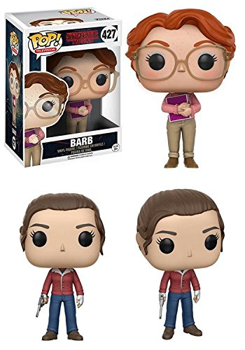 Funko POP! Stranger Things: Nancy + Barb - Stylized Netflix ...