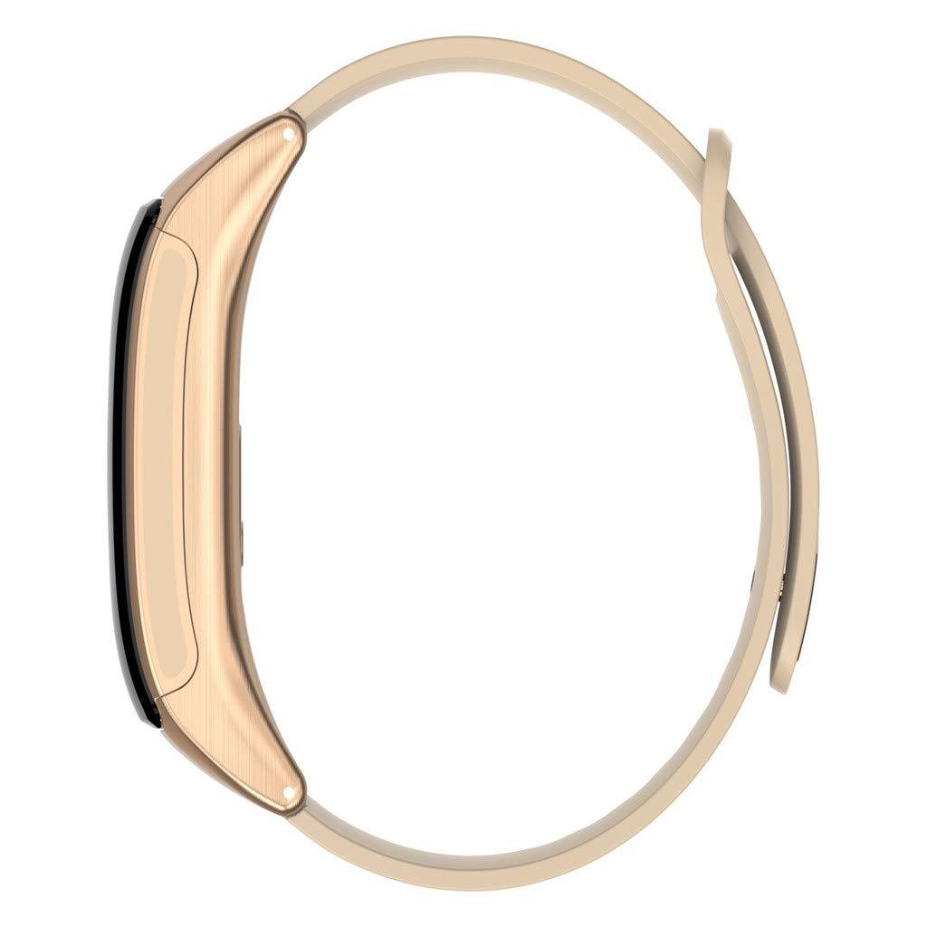 fitness Tracker Smart Armband,Smart Schuss Foto Wokee 2-in-1 0,96 Zoll IPS-Farbe Bluetooth Smartwatch,90 mAh,die Herzfrequenz-Blutdruck/überwachung,Kompatibel mit Android//IOS Schwarz